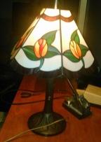 Kurs lampy Tiffany - Lampa panelowa