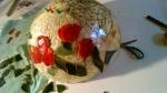 Lampa Tulipany - dopasowywanie wzoru