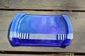 Szkło fusingowe - taca/talerz zaprojektowana i wykonana podczas kursu fusingu